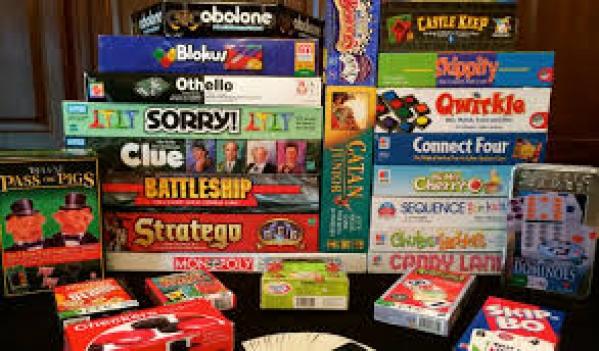 BabyQuip - Baby Equipment Rentals - Big Kids Board Games - Big Kids Board Games -