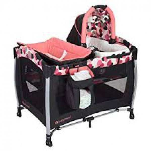 BabyQuip - Baby Equipment Rentals - Baby Trend Elite Nursery Center - Baby Trend Elite Nursery Center -