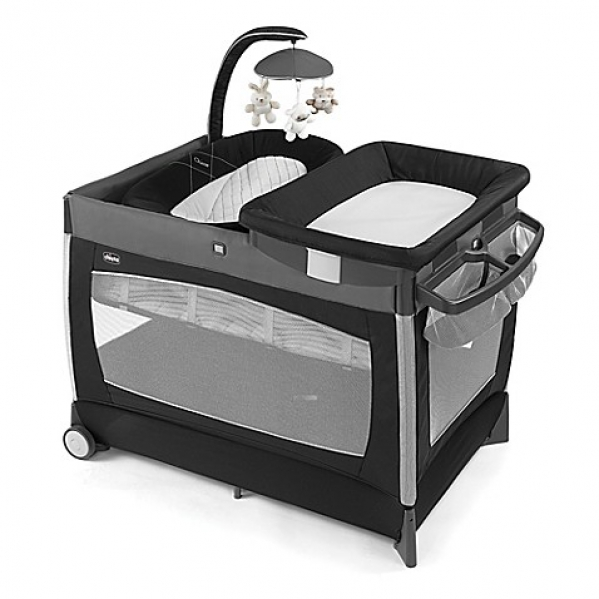 BabyQuip Baby Equipment Rentals - Chicco Playard with Napper, Changer & Bassinet - Jennifer Daza - Martinez, CA