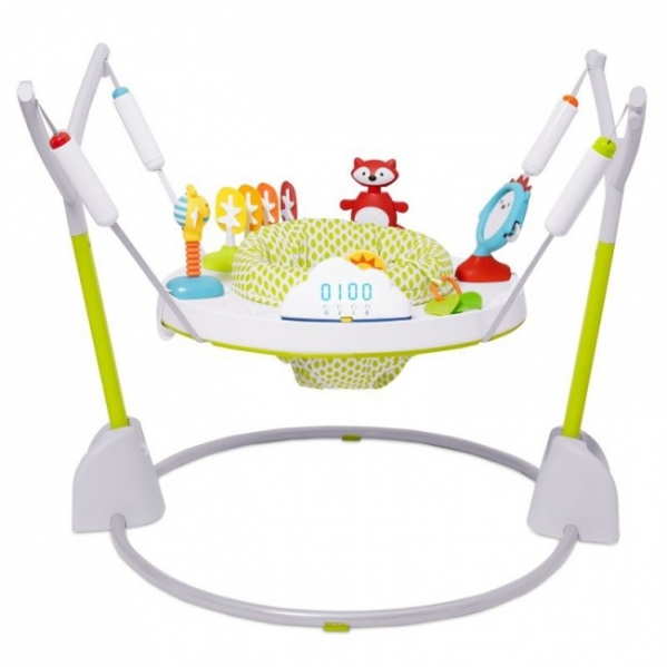 BabyQuip - Baby Equipment Rentals - Skip Hop Jumpscape Folding Jumper - Skip Hop Jumpscape Folding Jumper -