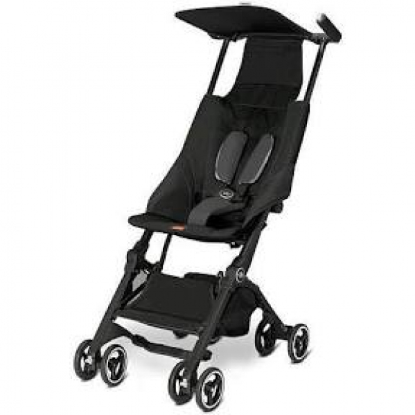BabyQuip Baby Equipment Rentals - Lightweight GB Pockit Stroller - Jennifer Daza - Martinez, CA