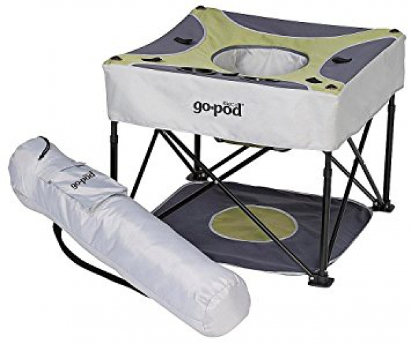 BabyQuip - Baby Equipment Rentals - Kidco GoPod Portable Baby Activity Station - Kidco GoPod Portable Baby Activity Station -