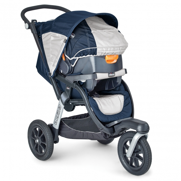 BabyQuip - Baby Equipment Rentals - Chicco Infant Travel System - Chicco Infant Travel System -