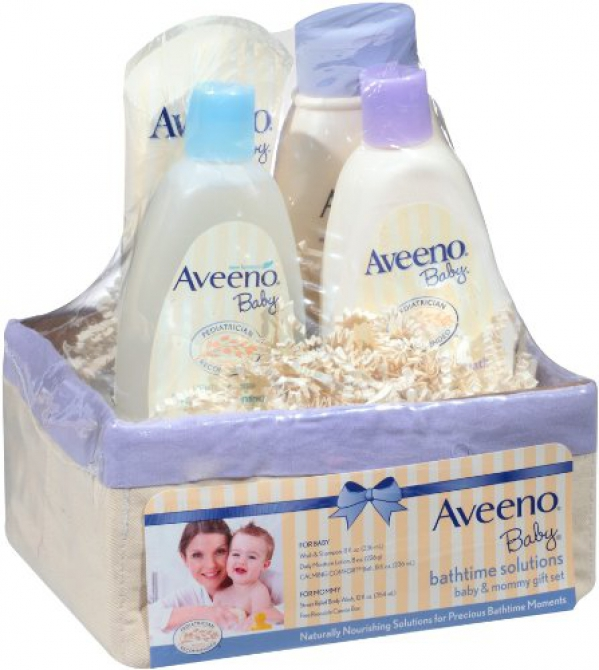 BabyQuip - Baby Equipment Rentals - Aveeno Baby Bath Time Set - Aveeno Baby Bath Time Set -