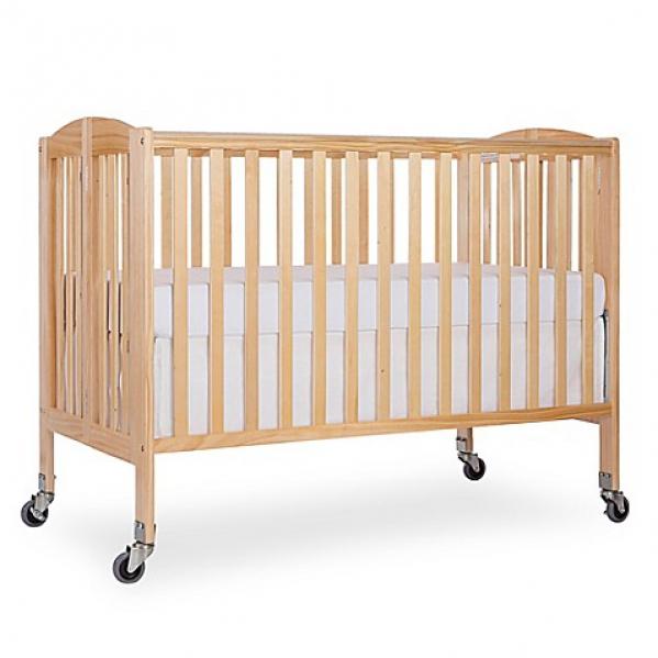 BabyQuip - Baby Equipment Rentals - Full Size Crib-Organic Linens - Full Size Crib-Organic Linens -