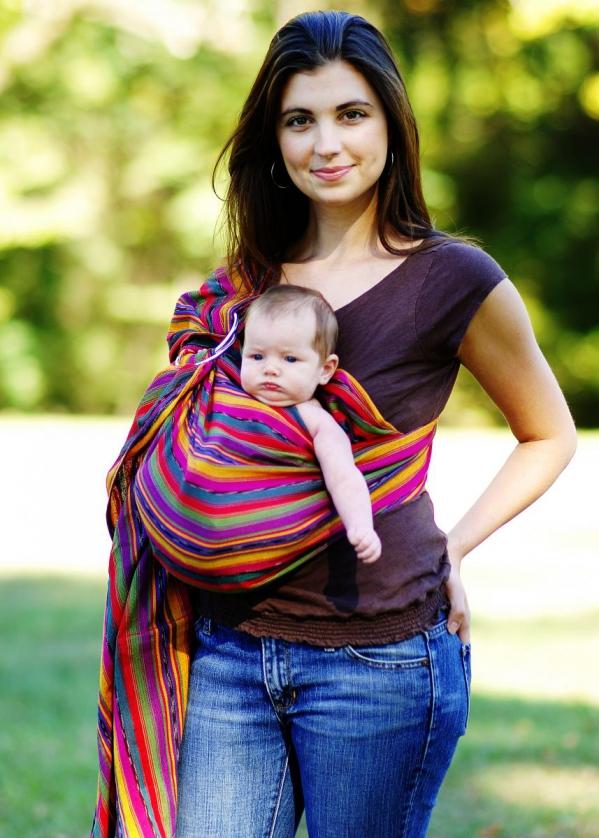 BabyQuip - Baby Equipment Rentals - Maya Wrap - Maya Wrap -