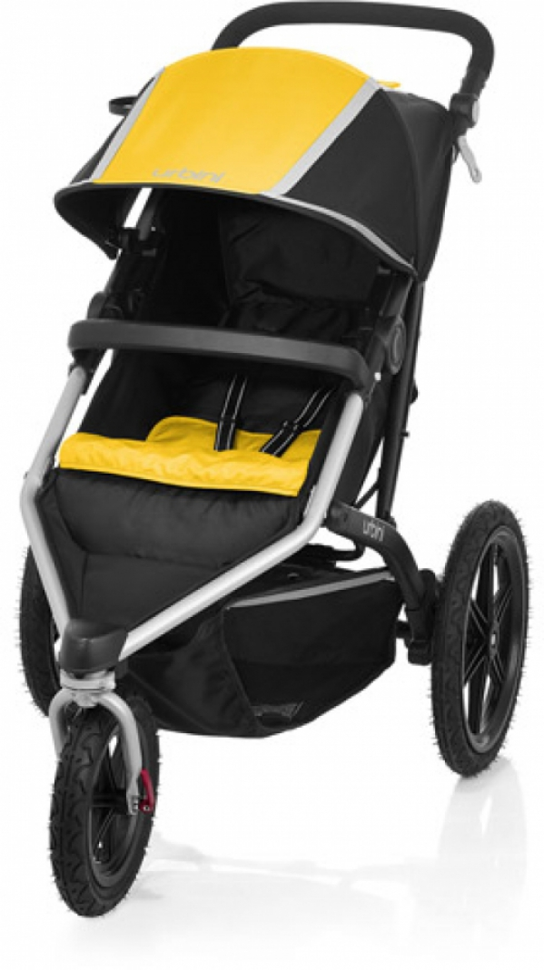 BabyQuip Baby Equipment Rentals - Single Jogging stroller - Sandra Lazarte - Bethesda, Maryland