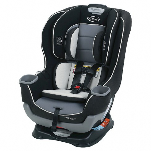 BabyQuip Baby Equipment Rentals - Graco Convertible Car Seat With Harness  - Sandra Lazarte - Bethesda, Maryland