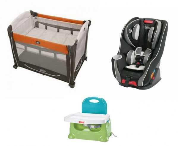 BabyQuip - Baby Equipment Rentals - Package: Baby Basics Light - Package: Baby Basics Light -