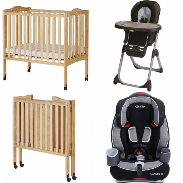 BabyQuip - Baby Equipment Rentals - Baby Basics Package - Baby Basics Package -