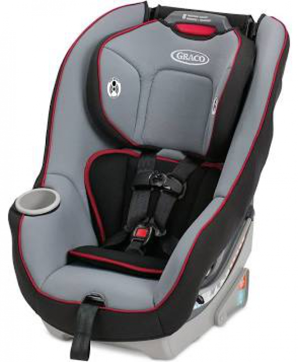 BabyQuip - Baby Equipment Rentals - Graco convertible car seat - Contender 65 - Graco convertible car seat - Contender 65 -