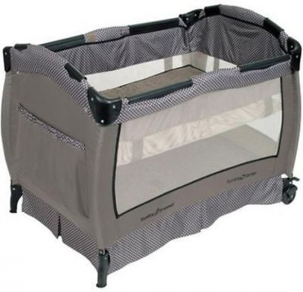 BabyQuip - Baby Equipment Rentals - Pack N Play with bassinet - Pack N Play with bassinet -