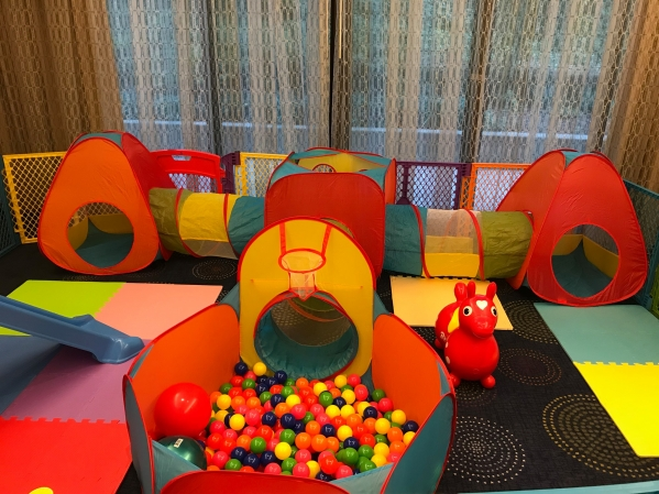 BabyQuip - Baby Equipment Rentals - Little Kiddies Play Zone (9mo-2yrs) - Little Kiddies Play Zone (9mo-2yrs) -
