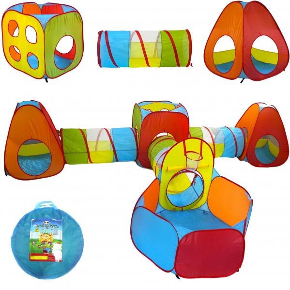 BabyQuip - Baby Equipment Rentals - Hide and Slide Tunnel tent - Hide and Slide Tunnel tent -