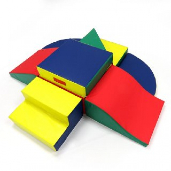 BabyQuip - Baby Equipment Rentals - Foamnasium Playground Set - Foamnasium Playground Set -