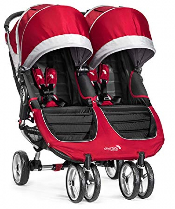 BabyQuip - Baby Equipment Rentals - Double Stroller- City Mini - Double Stroller- City Mini -