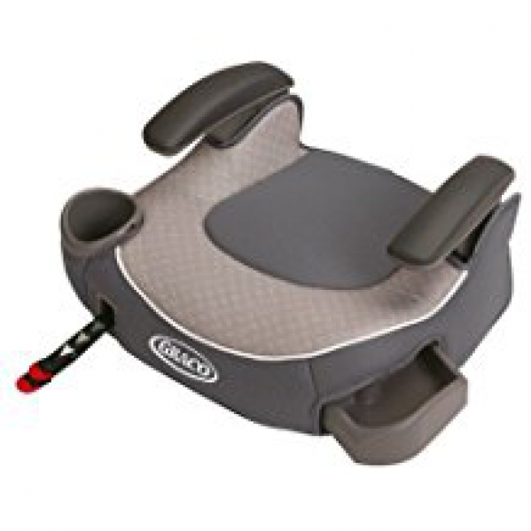 BabyQuip - Baby Equipment Rentals - Booster Backless Car Seat - Gracco - Booster Backless Car Seat - Gracco -