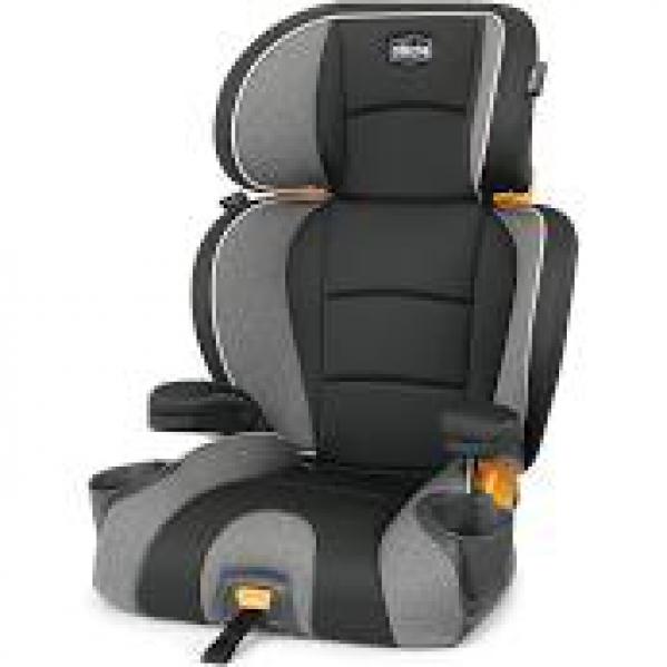 BabyQuip - Baby Equipment Rentals - Booster Car Seat - Chicco KidFit  - Booster Car Seat - Chicco KidFit  -