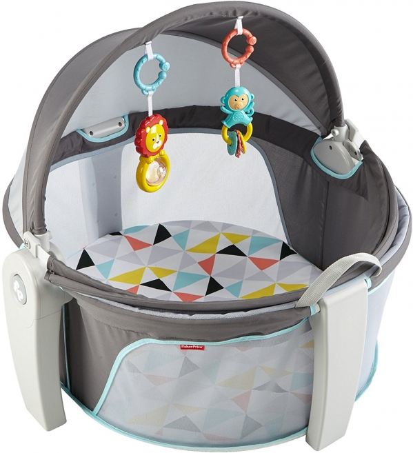 BabyQuip Baby Equipment Rentals - Play mat - Fisher Price - Melissa Ruiz - Providence, Rhode Island