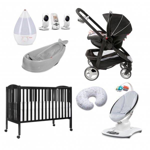 BabyQuip - Baby Equipment Rentals - Package- Infant Basics - Package- Infant Basics -