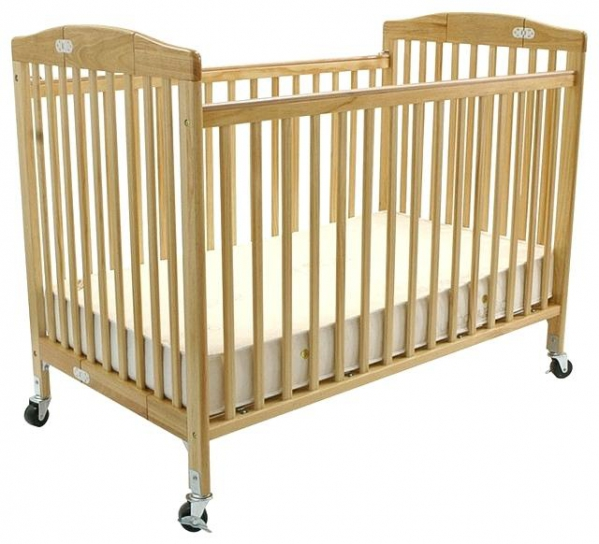 BabyQuip - Baby Equipment Rentals - Crib (Full Size) - Crib (Full Size) -