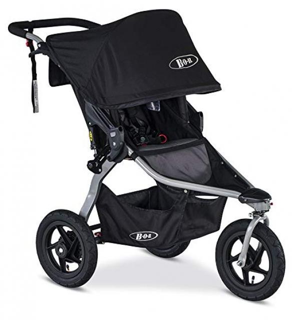 BabyQuip - Baby Equipment Rentals - Single Jogger Stroller - Single Jogger Stroller -