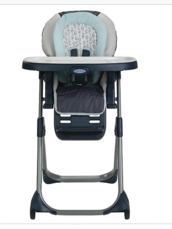 BabyQuip - Baby Equipment Rentals - Full Size High Chair: Graco Duo Diner LX - Full Size High Chair: Graco Duo Diner LX -