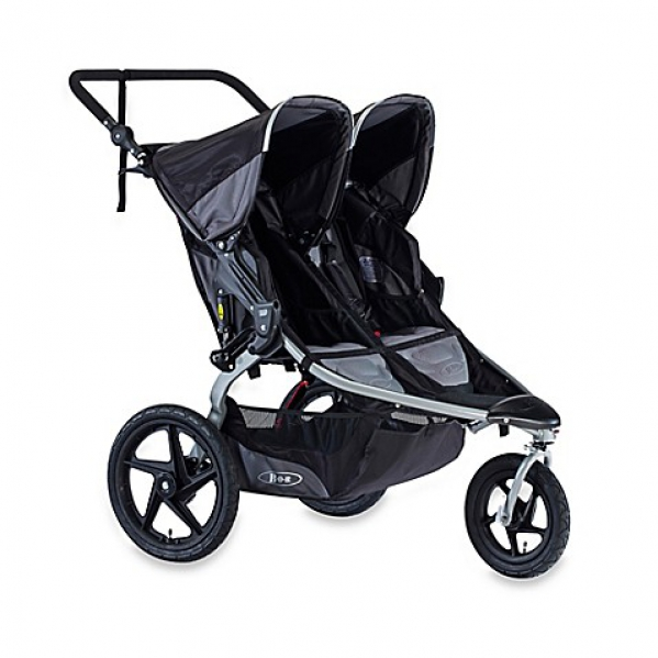 BabyQuip Baby Equipment Rentals - Stroller:  Double Bob - Lisa Holmes - Cape Cod, Massachusetts
