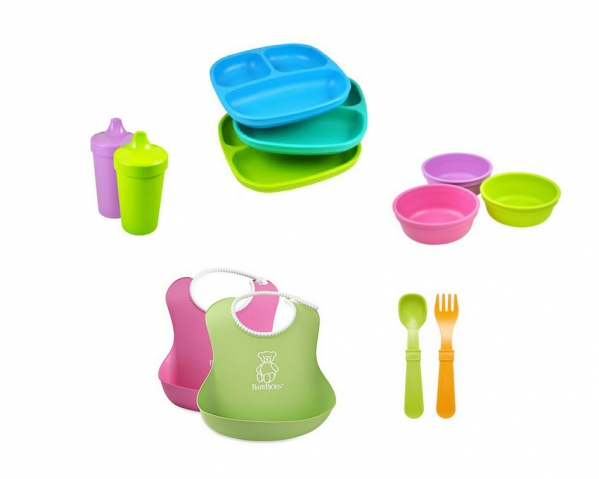 BabyQuip - Baby Equipment Rentals - Meal Time Set - Meal Time Set -