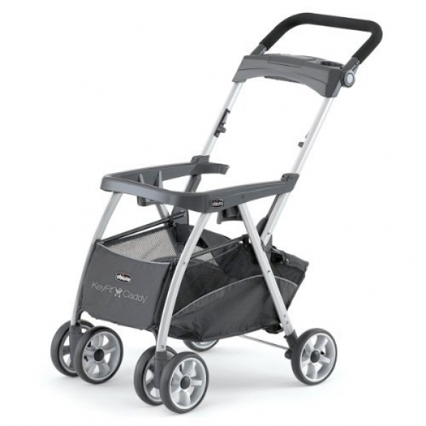 BabyQuip - Baby Equipment Rentals - Stroller: Chicco KeyFit Caddy - Stroller: Chicco KeyFit Caddy -