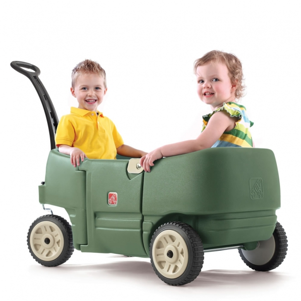 BabyQuip Baby Equipment Rentals - Wagon for Two - Lisa Holmes - Cape Cod, Massachusetts