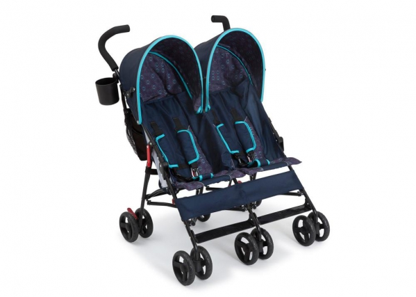 BabyQuip - Baby Equipment Rentals - Stroller: Lightweight Double - Stroller: Lightweight Double -