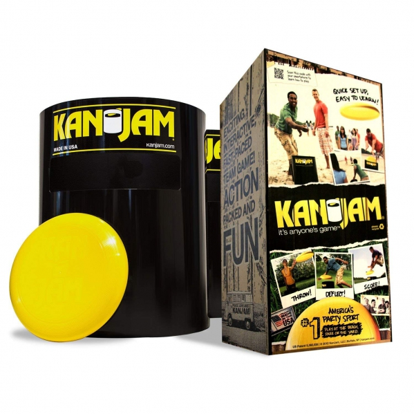 BabyQuip - Baby Equipment Rentals - Outdoor Game:  KanJam - Outdoor Game:  KanJam -