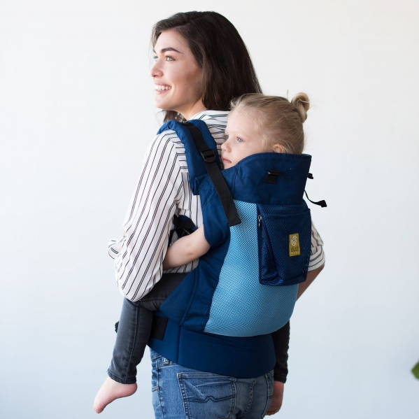 BabyQuip - Baby Equipment Rentals - Carrier: Lillebaby Toddler Carrier - Carrier: Lillebaby Toddler Carrier -