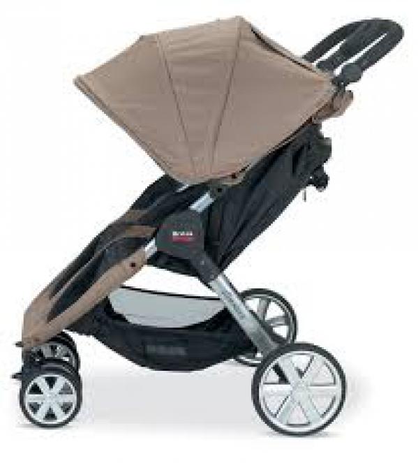 BabyQuip - Baby Equipment Rentals - Stroller: Britax B-agile 3 - Stroller: Britax B-agile 3 -