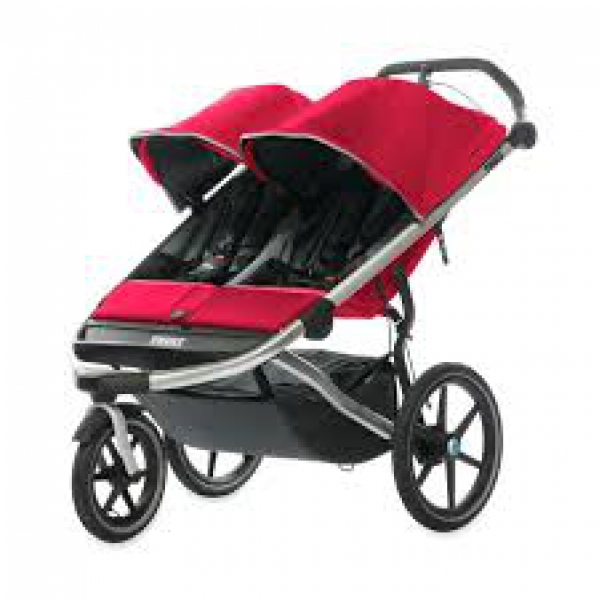 BabyQuip Baby Equipment Rentals - Stroller: Double Jogging Stroller - Alicia Fitzgerald - Chicago, Illinois