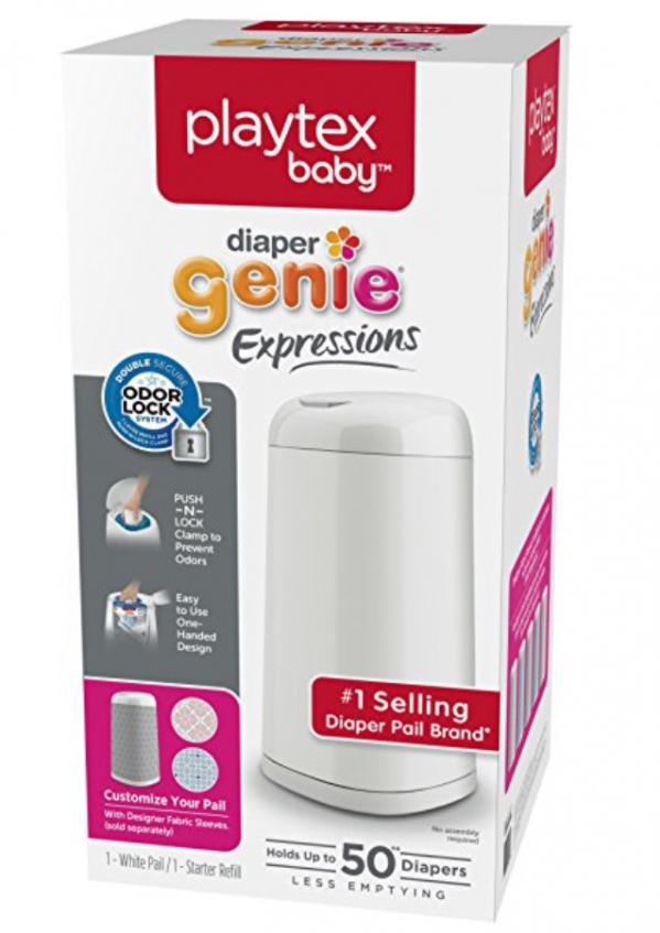 BabyQuip - Baby Equipment Rentals - Playtex Diaper Genie Expressions  - Playtex Diaper Genie Expressions  -