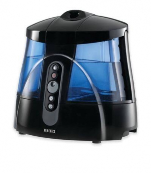 Homedics Warm & Cool Mist Ultrasonic Humidifier