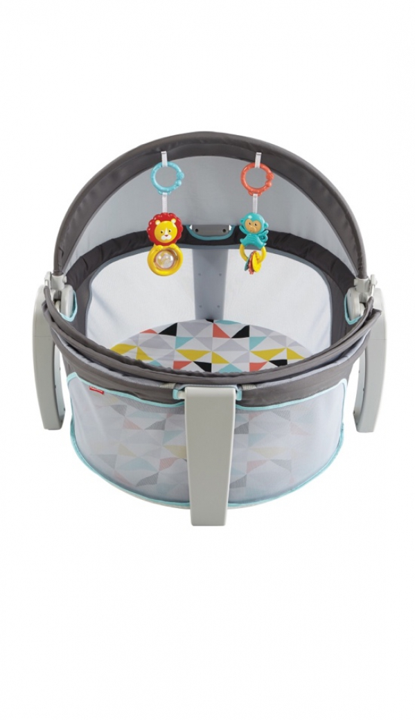 BabyQuip - Baby Equipment Rentals - Fisher-Price On-the-Go Baby Dome - Fisher-Price On-the-Go Baby Dome -