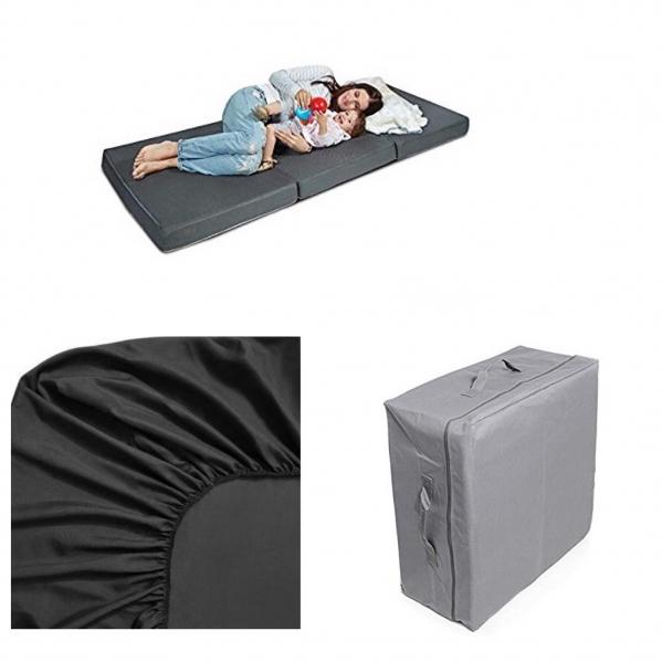 BabyQuip - Baby Equipment Rentals - Trifold mattress - Trifold mattress -