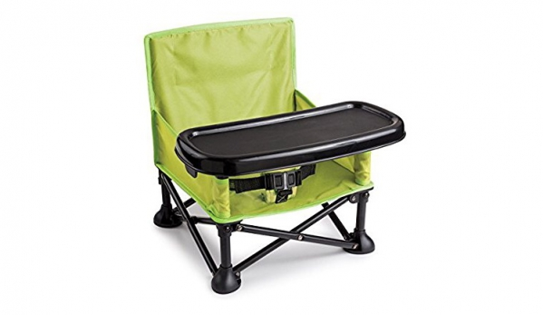 BabyQuip - Baby Equipment Rentals - Camping item/event: Pop and Sit Portable Booster  - Camping item/event: Pop and Sit Portable Booster  -
