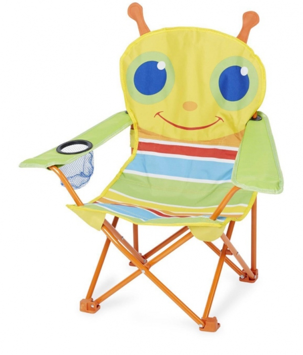 BabyQuip - Baby Equipment Rentals - Camping item: Melissa & Doug Folding Chair  - Camping item: Melissa & Doug Folding Chair  -