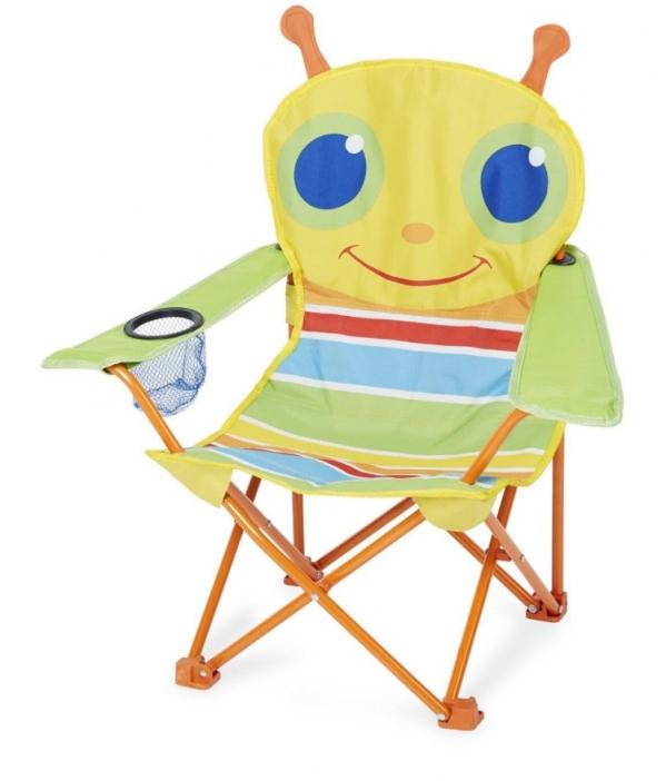 BabyQuip - Baby Equipment Rentals - Camping item: Melissa & Doug Folding Chair  - Camping item: Melissa & Doug Folding Chair  -