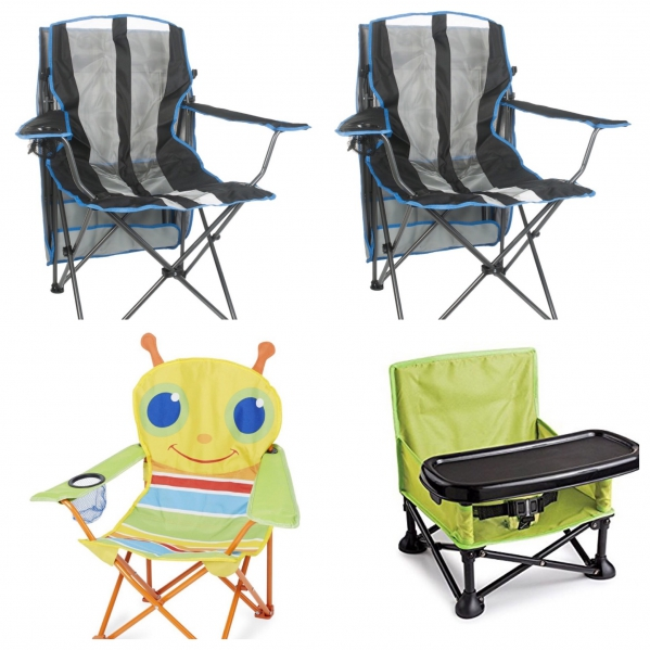 BabyQuip - Baby Equipment Rentals - Camping item/event: chairs package - Camping item/event: chairs package -