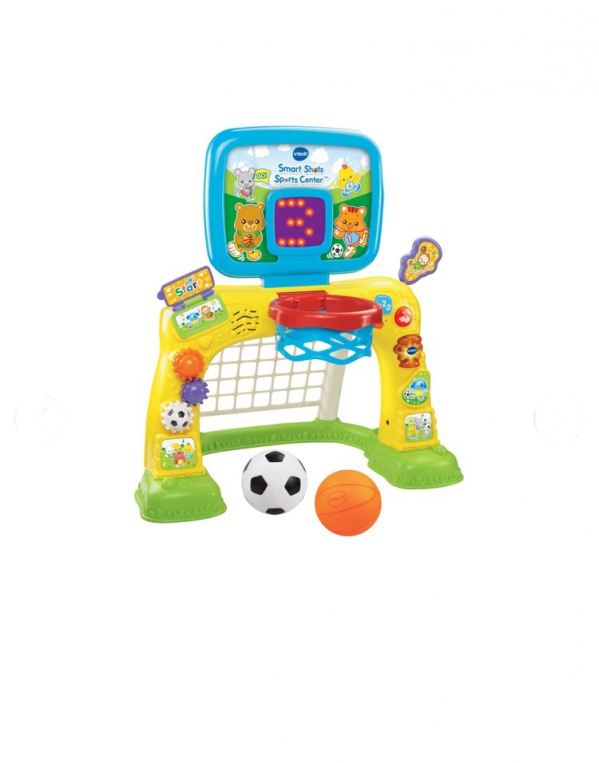 BabyQuip - Baby Equipment Rentals - VTech Smart Shots Sports Center - VTech Smart Shots Sports Center -
