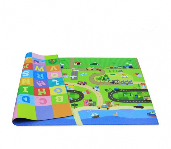 BabyQuip - Baby Equipment Rentals - playmat (Happy Village) - playmat (Happy Village) -
