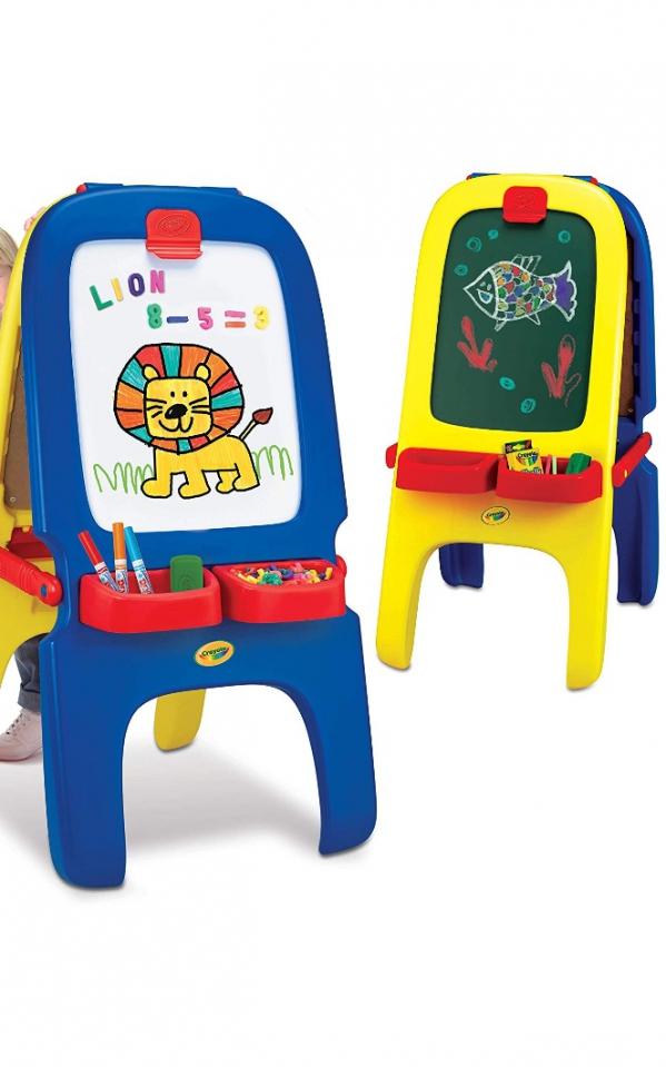 BabyQuip - Baby Equipment Rentals - Art package ( 3-in-1 double-sided easel) - Art package ( 3-in-1 double-sided easel) -