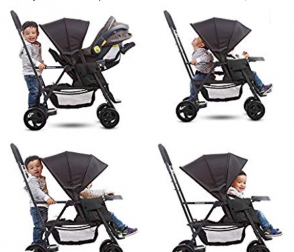 BabyQuip - Baby Equipment Rentals - Sit and Stand Stroller—Joovy - Sit and Stand Stroller—Joovy -
