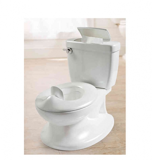 BabyQuip - Baby Equipment Rentals - My Size Potty in White - My Size Potty in White -