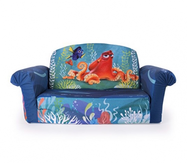 BabyQuip - Baby Equipment Rentals -  Toddler Flip Sofa – Finding Dory  -  Toddler Flip Sofa – Finding Dory  -